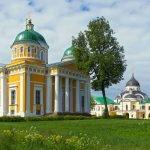 Здания Христорождественского монастыря