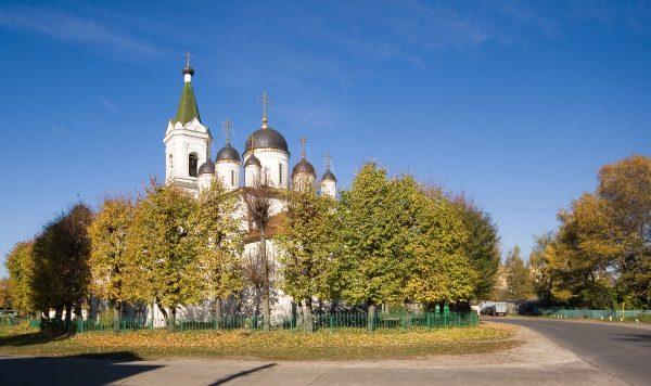 Собор Белая Троица в Твери