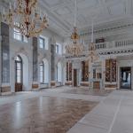 Один из залов Путевого дворца