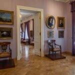 Картинная галерея в Путевом дворце
