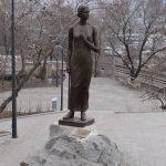 Памятник Катюше