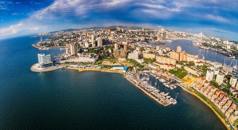Владивосток: тихоокеанские ворота России