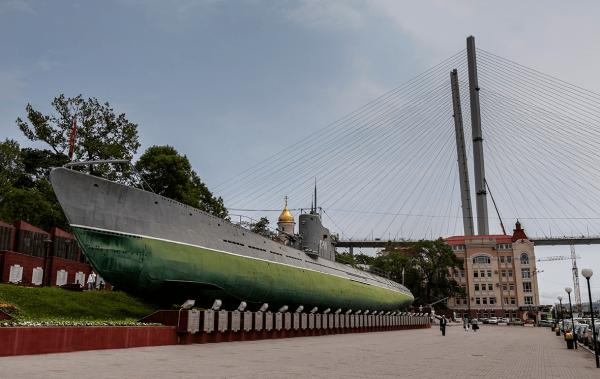 Музей «Подводная лодка С-56»