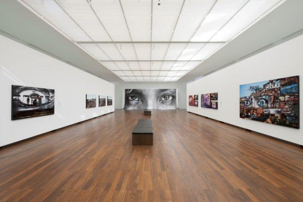 Экспозиция в Музее Бурды