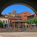 Фрагмент Испанской деревни