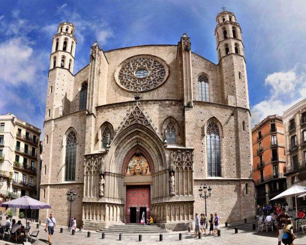 Храм Санта-Мария-дель-Мар