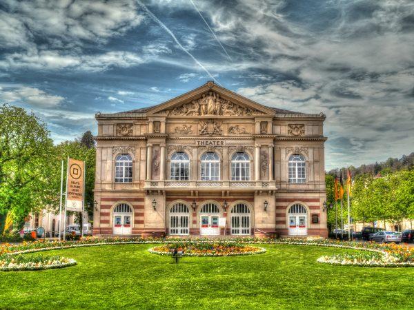 Городской театр Баден-Бадена
