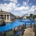 Водный аттракцион «Посейдон» в Европа-парке