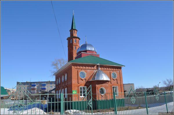 Кунгурская мечеть