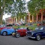 Фестиваль ретроавтомобилей «Олдтаймер»