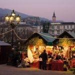 Рождественская ярмарка в Баден-Бадене