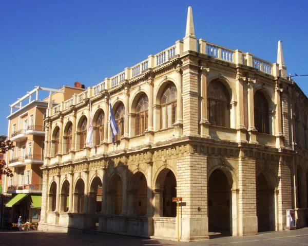 Венецианская лоджия в Ираклионе
