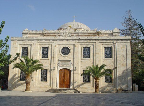 Собор святого Тита в Ираклионе