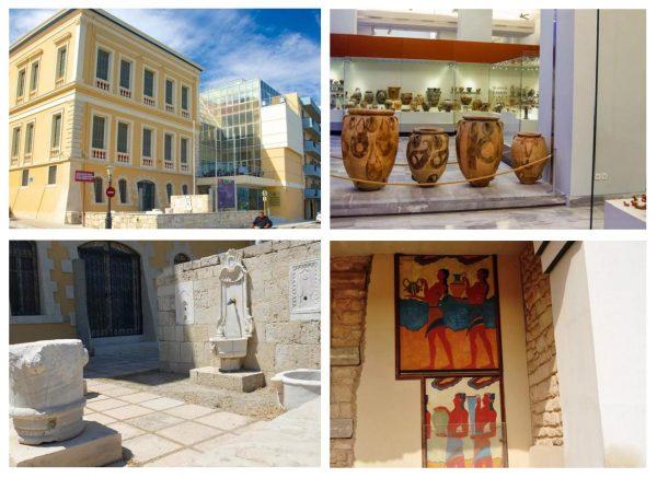 Критский исторический музей в Ираклионе