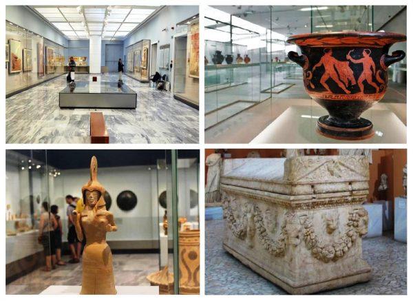 Археологический музей в Ираклионе