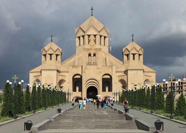 Собор Святого Григория Просветителя в Ереване