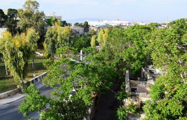 Парк Георгиадис в Ираклионе