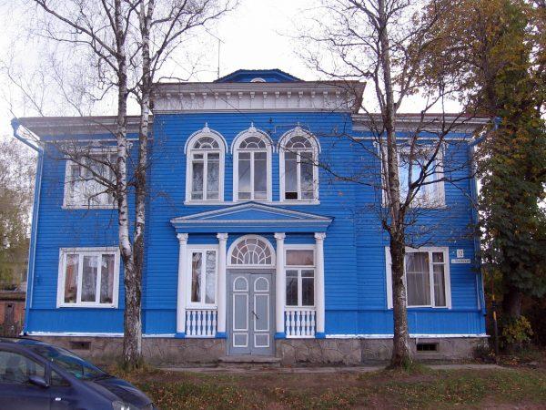 Дом Т. Г. Русакова