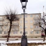 Памятник фонарю