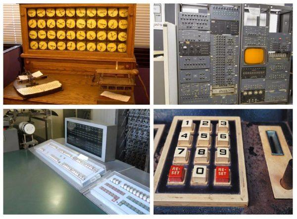 Компьютерный музей в Пизе