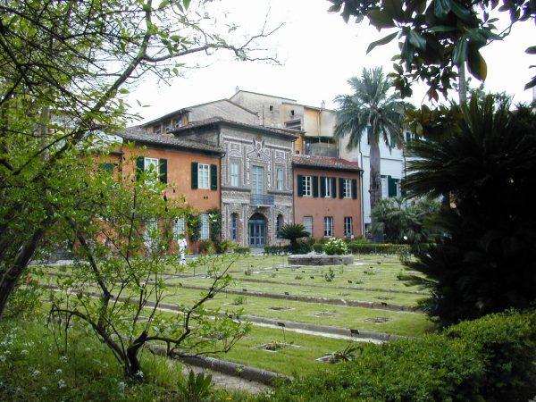 Ботанический сад Орто Ботанико