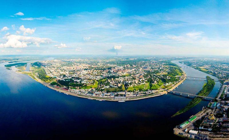Какие сокровища таит Нижний Новгород — волжская«столица»
