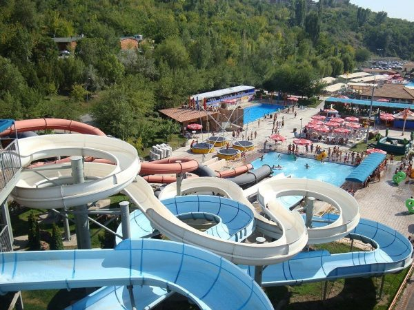 Аквапарк Water world в Ереване