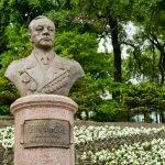 Памятник адмиралу Н. Г. Кузнецову