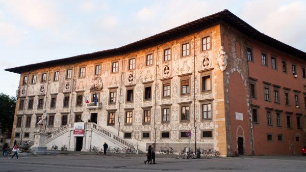 Дворец Карована в Пизе