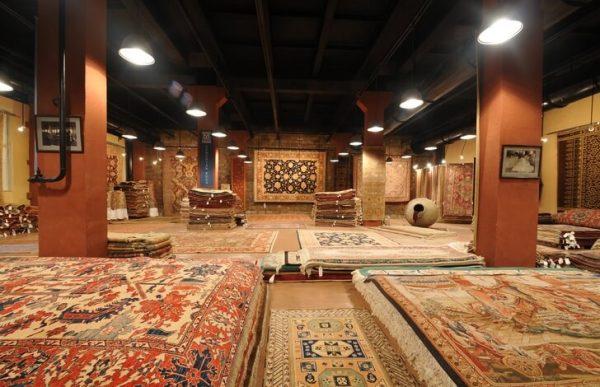 Музей «Мегерян Карпет» в Ереване