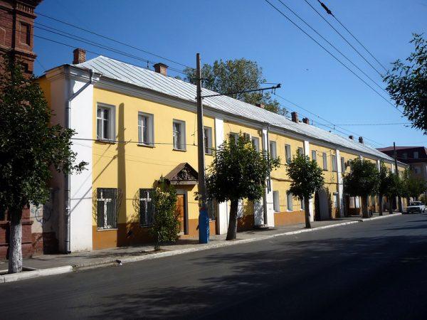 Демидовское подворье в Астрахани