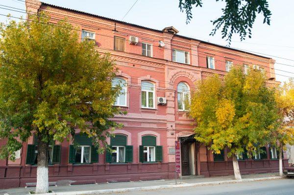 Дом-музей Велимира Хлебникова в Астрахани