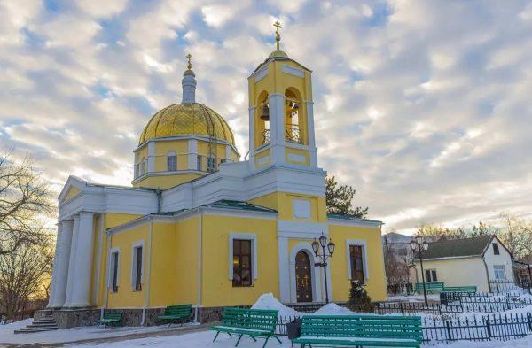 Казанский кафедральный собор в Элисте
