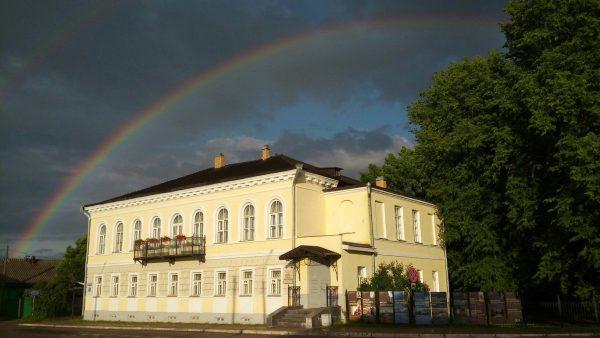 Музей уездного города в Валдае