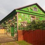 Дом №1а в Соловьёвском парке