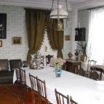 Гостиная в Музее-квартире А. М. Горького