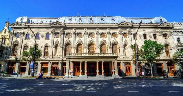 Академический театр имени Руставели в Тбилиси