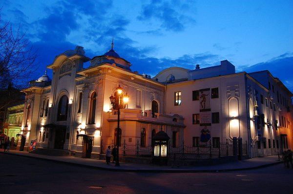 Тбилисский театр Марджанишвили в Тбилиси