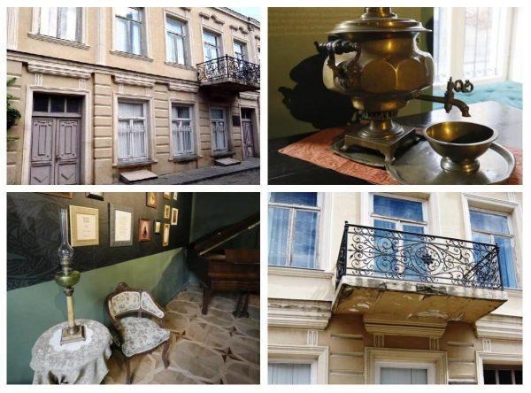 Дом-музей Николоза Бараташвили в Тбилиси