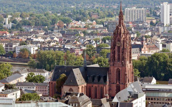 Франкфуртский кафедральный собор