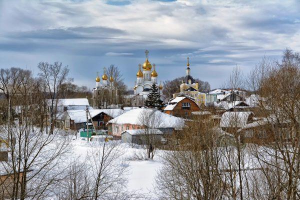 Зимний Переславль-Залесский