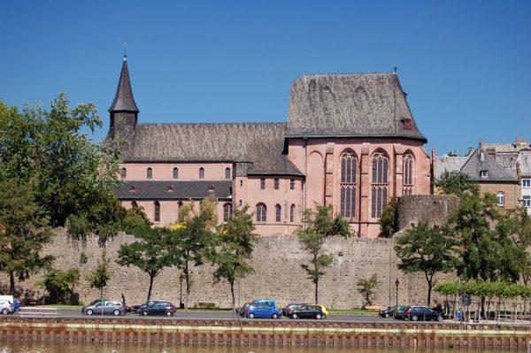 Церковь Святого Юстина