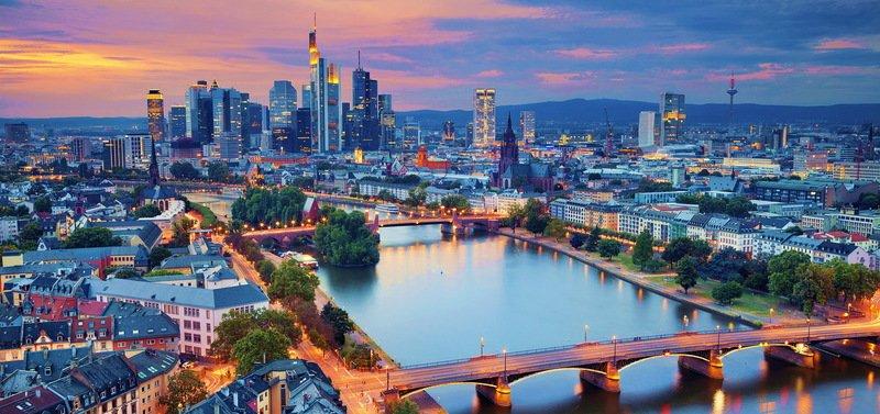 Франкфурт-на-Майне: очарование города контрастов