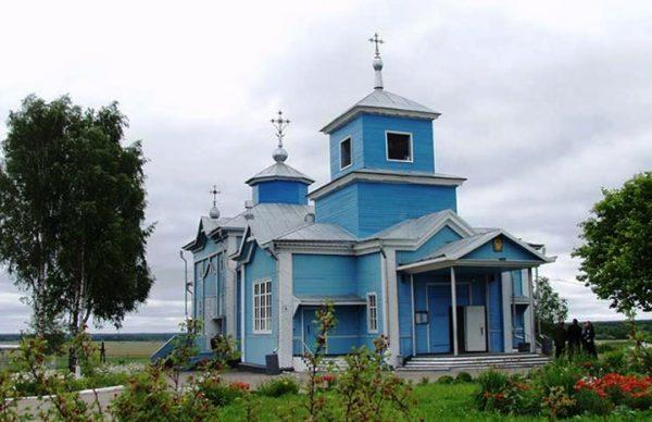 Казанский храм Сыктывкара