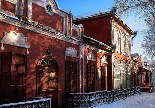 Этнографический музей в Сыктывкаре
