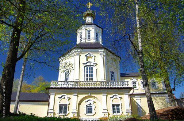 Богородицкий Житенный монастырь в Осташкове
