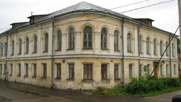 Музей Салтыкова-Щедрина в Твери