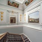 Внутреннее убранство Путевого дворца