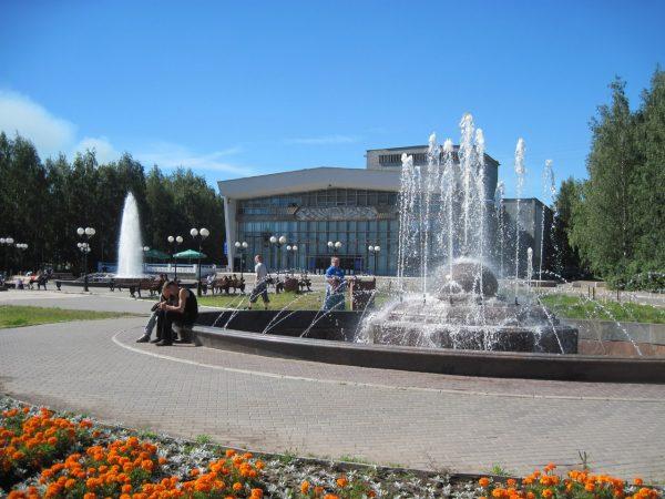 Оперный театр в Сыктывкаре