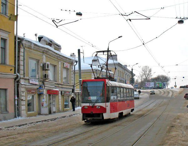 Нижегородский трамвай